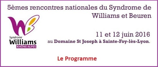 Programme des 5eme rencontres nationales