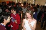 Préparation et soirée dansante lors du colloque de St Etienne