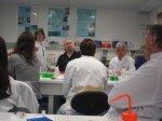 Stage école de l'ADN au Généthon